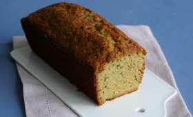 Cake courgette amande et amaretto