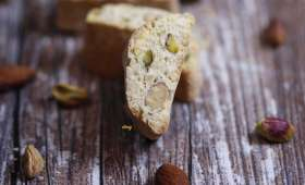 Croquets aux amandes et pistaches