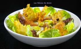 Salades bien fraîches