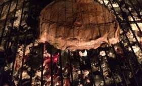 Steak de thon rouge au barbecue