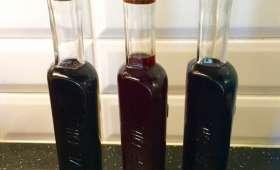 Vinaigre de vin maison