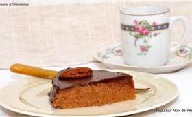 Gâteau aux Noix de Pécan.