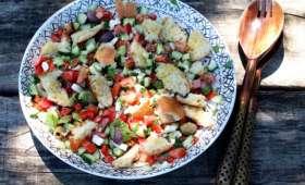 Fattouche, salade libanaise
