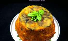 Timbale de pâtes comme en Sicile