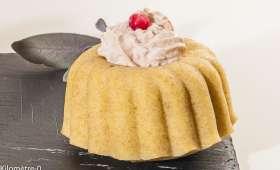 Gâteau apéro, mousse de thon à la ricotta