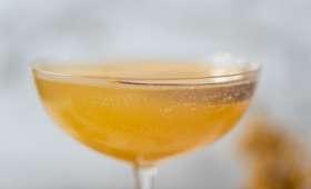 Cocktail au ratafia champenois