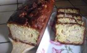 Cake au Jambon de la Forêt Noire