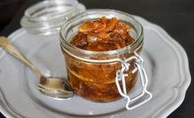 Compotée d'oignons au soja