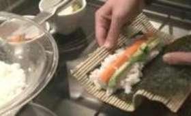 Sushis Avocat et Surimi (Japonais)