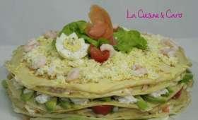 Gâteau de Crêpes de la Mer