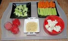 Apéro-végé #6 (fruits et légumes)