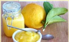 """Crème au citron ou lemon curd """" à ma façon"""""""