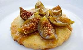 Tartelettes fines au figues