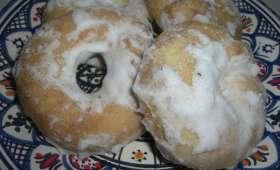 Biscuits blancs à l'anis