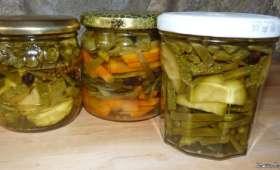 Les légumes lactofermentés