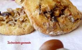 Biscuits aux mendiants