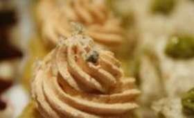 Cupcakes Chèvre - Tomates séchées