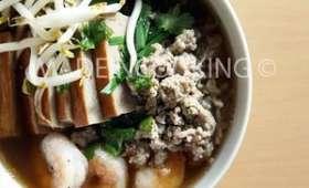Hu tieu, soupe saïgonnaise-Hủ tiếu