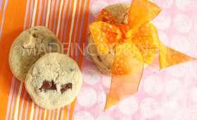 Cookies aux pépites de chocolat de Laura Todd