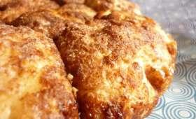 Petits pains à la cannelle du dimanche matin