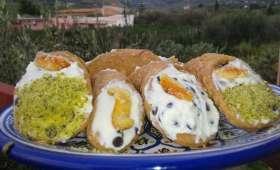 Cannolis siciliens