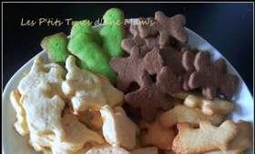 Vous prendrez bien un petit biscuit ?
