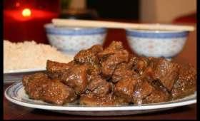 """Porc au """"5 épices"""" & au miel"""