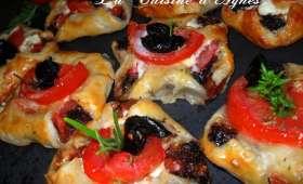 petits feuilletés provençaux