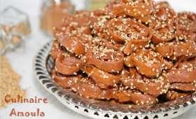 Chebakia marocaine