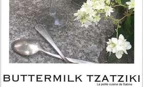 Buttermilk Tzatziki