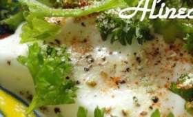 Sauce au fromage blanc Ail et fines herbes
