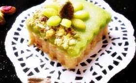 Gâteau algérien 2013 / Jardin fleuri