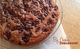 Big Cookie Toblerone