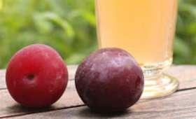 Soda à la prune