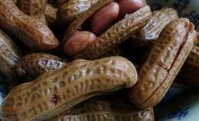 Cacahuètes mijotées aux cinq parfums