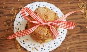 Scones aux graines et fromage