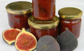 Chutney de figues