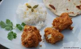 Curry de Lotte, Curcuma, Cannelle et Cardamone