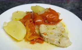 Rata aux tomates