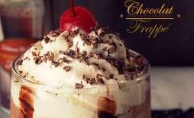 Chocolat au lait froid