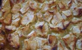 Gâteau aux pommes de Mémé
