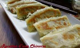Raviolis grillés
