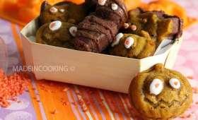 Gâteaux d'Halloween