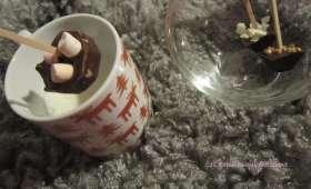 SUCETTE DE CHOCOLAT