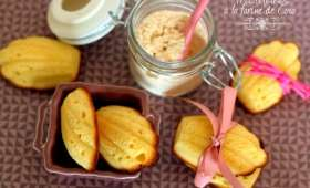 Madeleines à la farine de coco