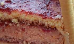 Layer Cake Fraise Framboise Vanille