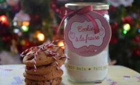Cookies en kit pour cadeaux gourmands