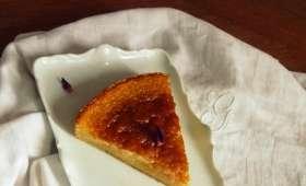 Gâteau à la Ricotta et à l'Eau de Rose