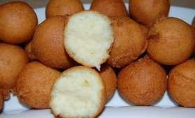Beignets sucrés (soufflés pour le Cameroun)