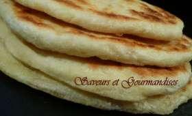 Galettes marocaines feuilletées